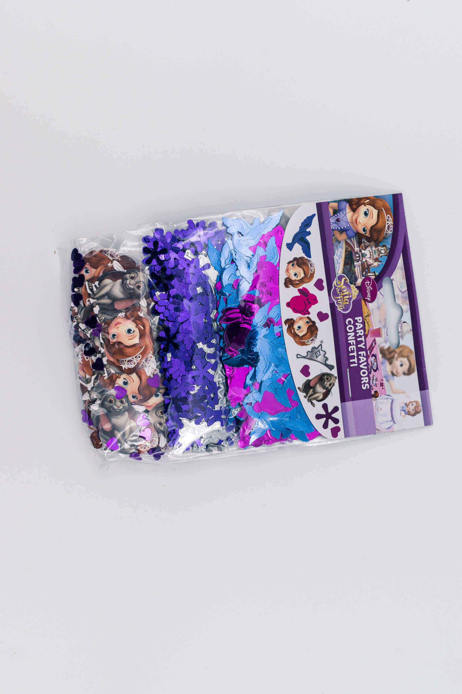 Disney party rođendanske konfete sa motivom Sofija