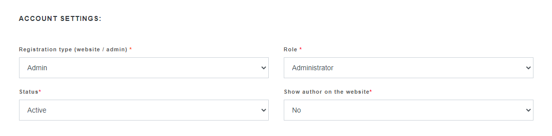Add new users to admin-1