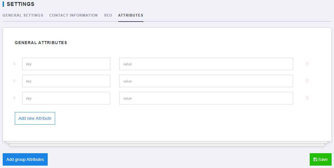 Website settings for specific language-4