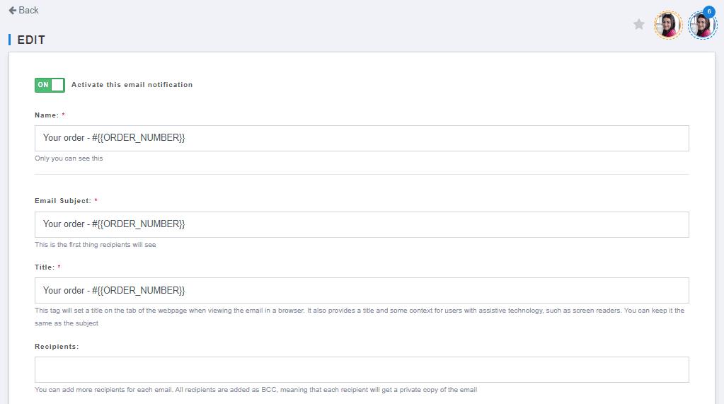 Customizing email templates-1