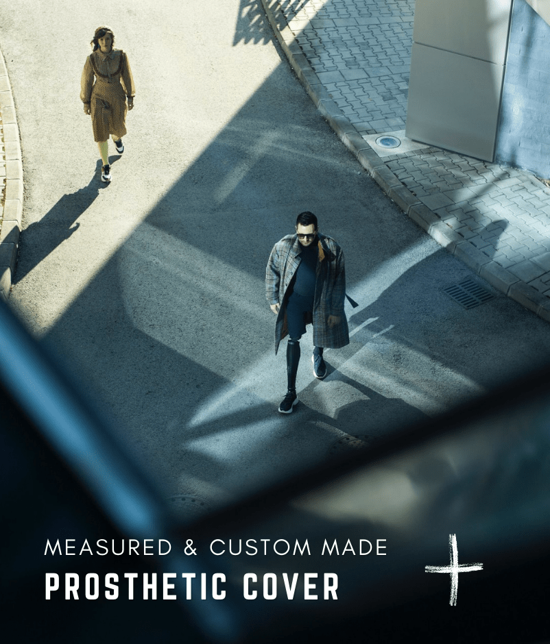 Custom Prosthetic Cover