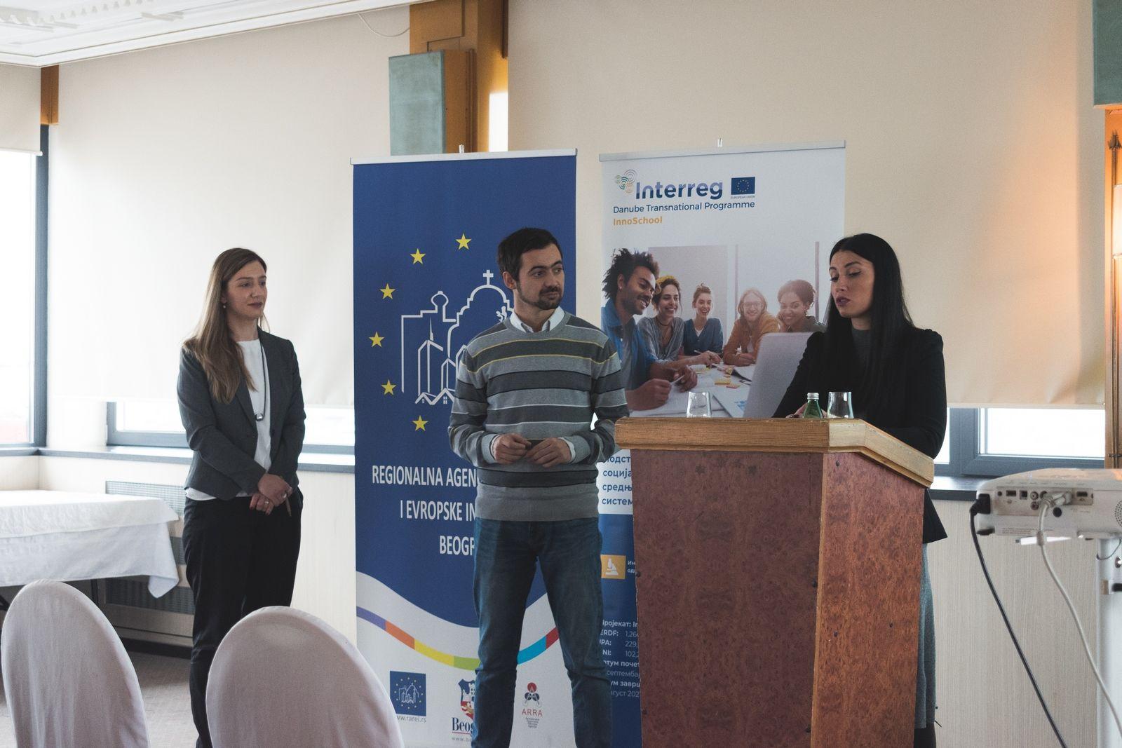 InnoVativnost je stigla u region! InnoSchool projekat i u Srbiji.