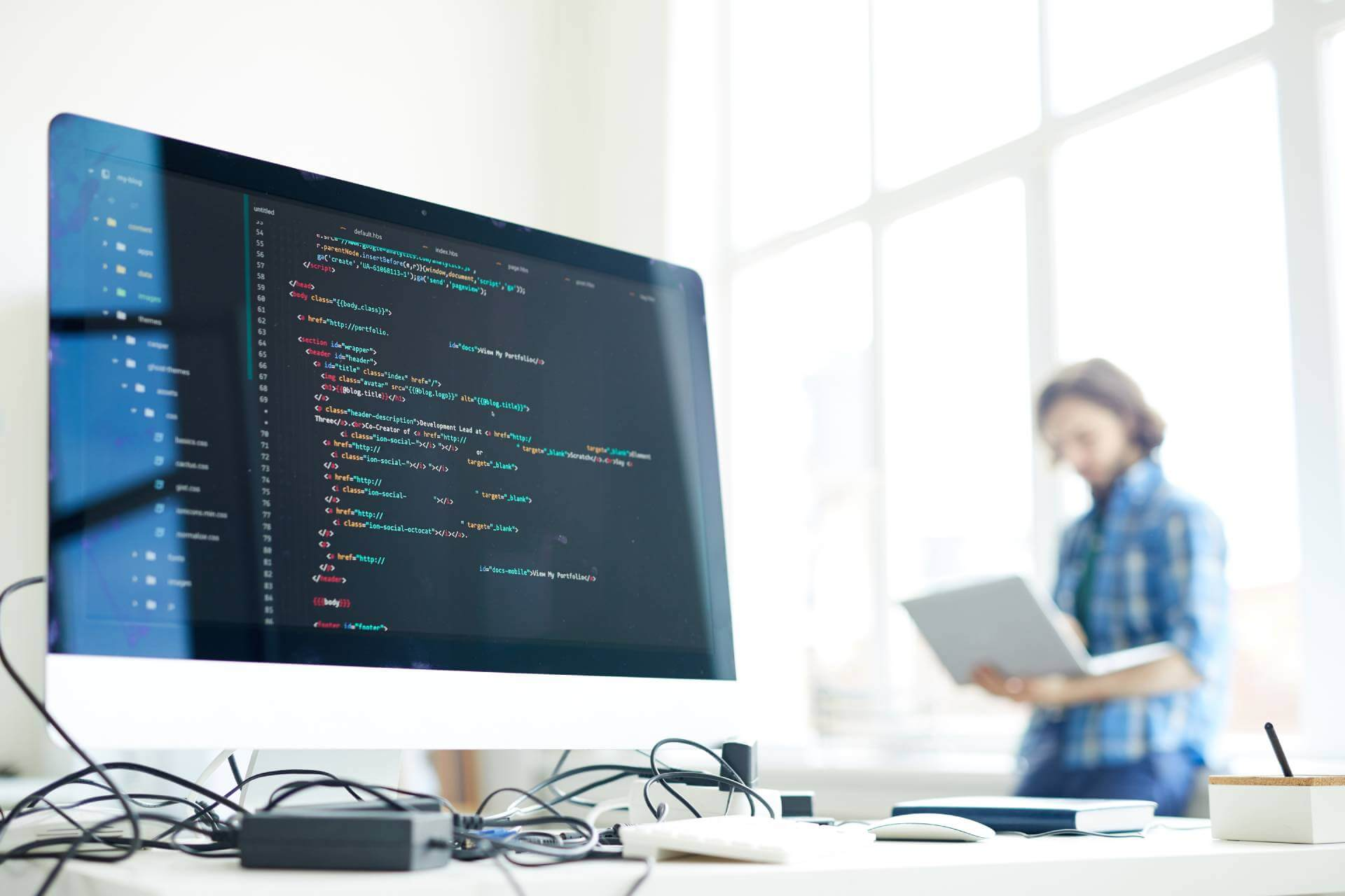 An introduction of a software programmer-1